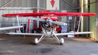 VH-UPU - Pitts S-2A Special - Private