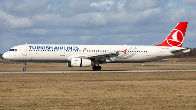 TC-JSB - Airbus A321-231 - Turkish Airlines
