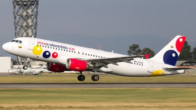 HK-5164 - Airbus A320-214 - VivaColombia