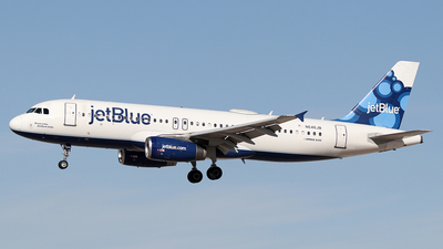 N646JB - Airbus A320-232 - jetBlue Airways