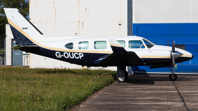 A picture of GOUCP - Piper PA31 Navajo -  - © Toby Geoghegan