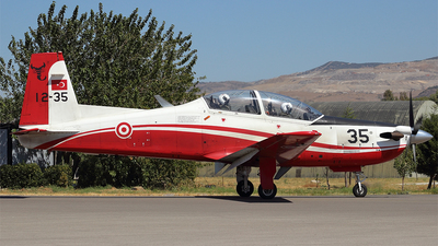 12-35 - KAI KT-1 Woong-Bee - Turkey - Air Force