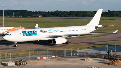 A picture of TCMCN - Airbus A330343 - MNG Airlines - © Frankie A Said