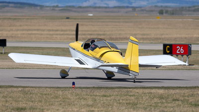 A picture of CGULF - Van's RV7 - [71679] - © Mike MacKinnon
