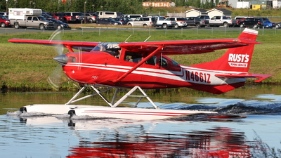 N4661Z - Cessna U206G Stationair - Rust's Flying Service