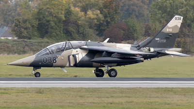 C-GFTO - Dassault-Breguet-Dornier Alpha Jet A - Top Aces