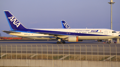 N114TU - Boeing 767-381 - All Nippon Airways (ANA)