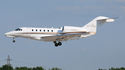 N758XJ - Cessna 750 Citation X - XOJet