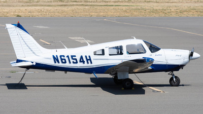 A picture of N6154H - Piper PA28181 - [287890212] - © Taylor Kim