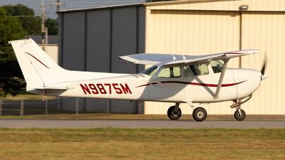 N9875M - Cessna 172L Skyhawk - Private