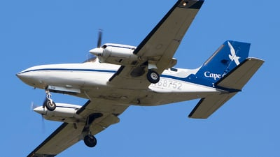 A picture of N68752 - Cessna 402C - Cape Air - © KnightHammer Aviation