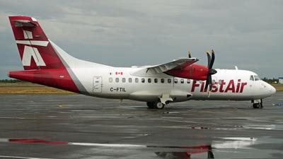 C-FTIL - ATR 42-500 - First Air