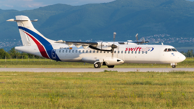 A picture of ECKJA - ATR 72202(F) - Swiftair - © Boyko Valchev