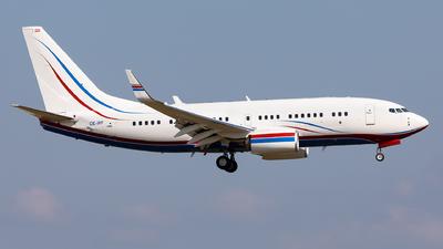 OE-IRF - Boeing 737-7JU(BBJ) - Art Aviation