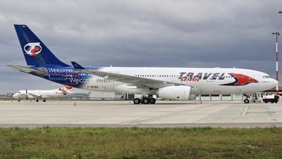 C-GTSN - Airbus A330-243 - Travel Service Poland