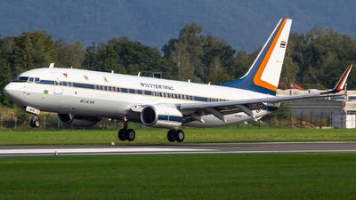 A picture of HSMVS - Boeing 7378Z6 -  - © David Schilcher