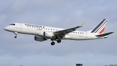 F-HBLL - Embraer 190-100STD - Air France HOP