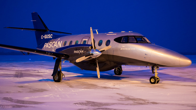 C-GUSC - British Aerospace Jetstream 32 - Pascan Aviation
