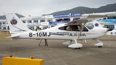 B-10MJ - Tecnam P2010 - Huangping Qielan General Aviation