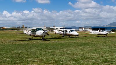 LIAU - Airport - Ramp