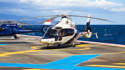 A picture of 3AMBD - Airbus Helicopters H155 - Monacair - © Mario Alberto Ravasio - AviationphotoBGY