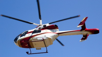 TI-BDJ - MD Helicopters MD-902 Explorer - Volar Helicopters