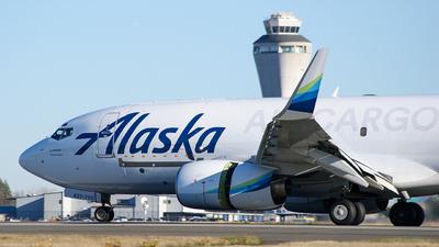 N627AS - Boeing 737-790(BDSF) - Alaska Air Cargo