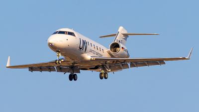 D-AFAI - Bombardier CL-600-2B16 Challenger 604 - FAI Rent-a-jet