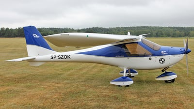 SP-SZOK - Ekolot KR-030 Topaz - Private