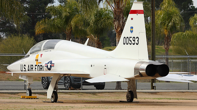 60-0593 - Northrop T-38A Talon - United States - US Air Force (USAF)