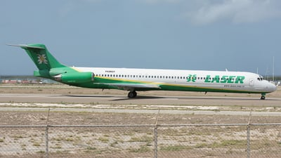 YV2927 - McDonnell Douglas MD-82 - Laser Airlines