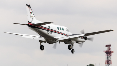 XC-LPT - Beechcraft C90 King Air - Mexico - Government