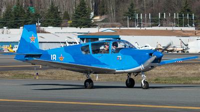 N823DK - IAR-823 - Private
