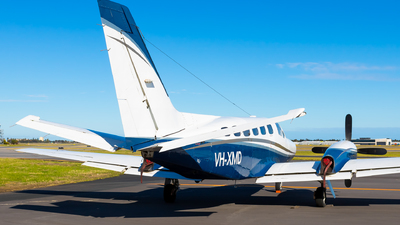 A picture of VHXMD - Cessna 441 - [4410025] - © Clayton Ferguson