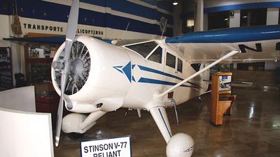 N731M - Stinson Vultee V-77 - Private