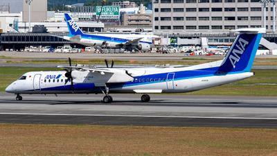 JA853A - Bombardier Dash 8-Q402 - ANA Wings