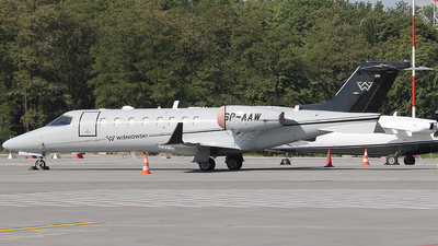 SP-AAW - Bombardier Learjet 75 - Private