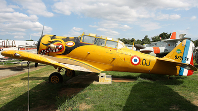 50-8092 - North American T-6G Texan - United States - US Air Force (USAF)