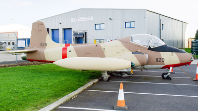 1129 - British Aircraft Corporation BAC 167 Strikemaster Mk.80A  - Saudi Arabia - Air Force