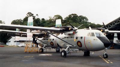 P2-023 - IAI Arava 201 - Papua New Guinea - Defence Force (PNGDF)