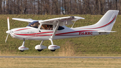A picture of PHKBC - TL Ultralight TL3000 Sirius - [15 SI 118] - © Cees R