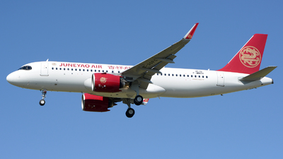 A picture of FWWDV - Airbus A320 - Airbus - © Romain Salerno / Aeronantes Spotters