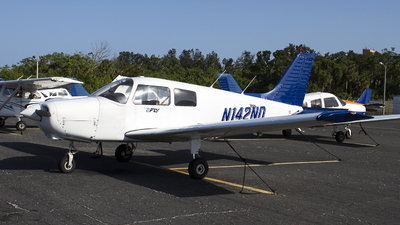 A picture of N142ND - Piper PA28161 - [2841229] - © Jeremy D. Dando