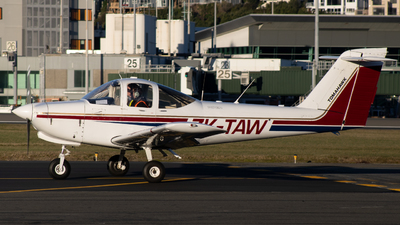 ZK-TAW - Piper PA-38-112 Tomahawk - Aero Club - Wellington