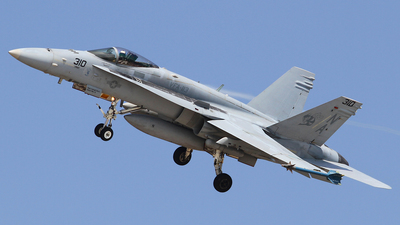 164647 - McDonnell Douglas F/A-18C Hornet - United States - US Navy (USN)