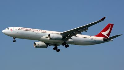 B-HLL - Airbus A330-342 - Cathay Dragon