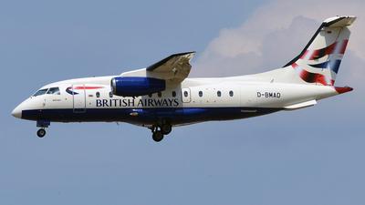 A picture of DBMAD - Dornier Do328JET310 - British Airways - © Anna Zvereva