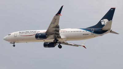 N958AM - Boeing 737-852 - Aeromexico