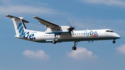 G-JECM - Bombardier Dash 8-Q402 - Flybe