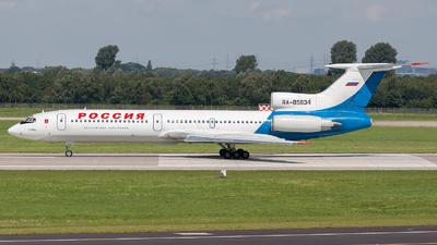 RA-85834 - Tupolev Tu-154M - Rossiya Airlines